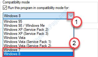 Compatibilidad con Widows 8 o Windows 7