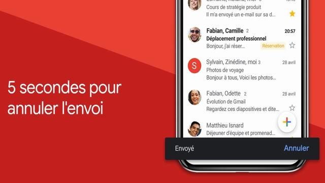 Gmail - mejor aplicación de correo electrónico