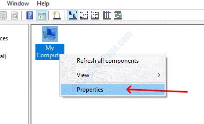 Propiedades de la computadora