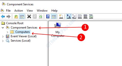 Servicio de componentes de computadoras