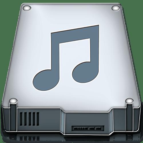 Export iTunes Mac
