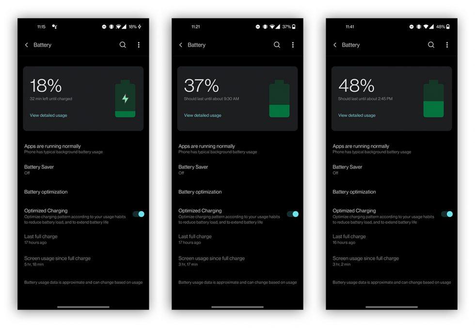 Batería OnePlus 8T