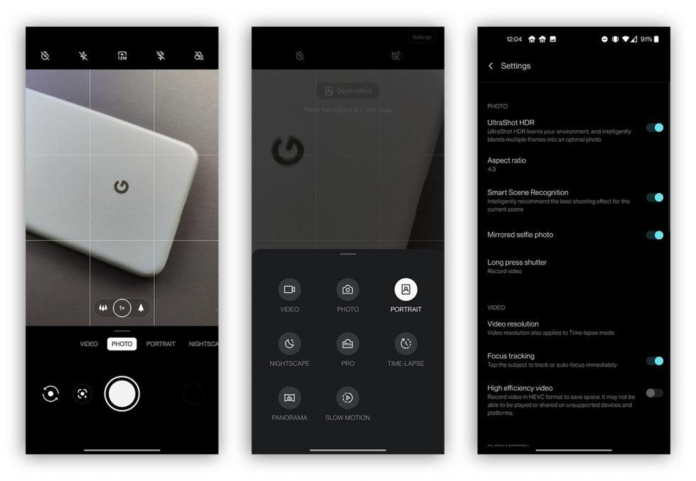 Cámara OnePlus 8T