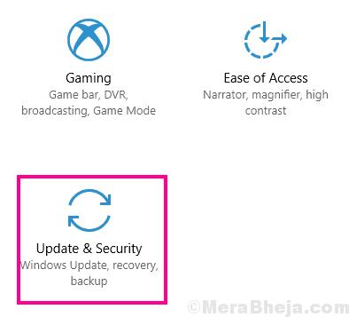 Update&sec Driver Verifier detectó una violación de Windows 10