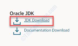 Descarga de Jdk