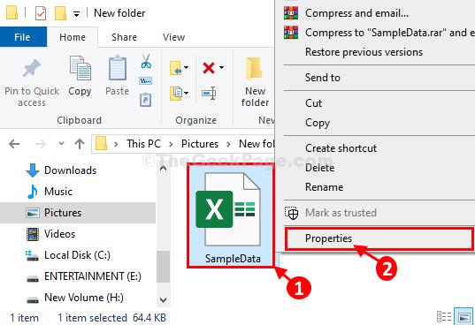 Atrezzo de Excel