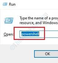 1 Corre Powershell