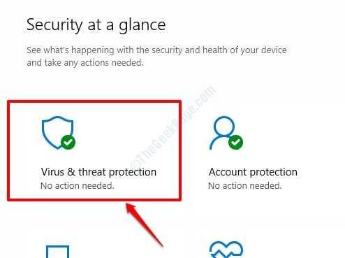 2 Protección contra virus y amenazas