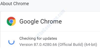 7 actualizaciones de Chrome