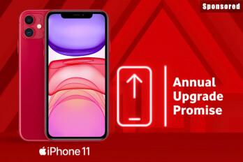 Tenga siempre el último iPhone con la promesa de actualización anual de Vodafone