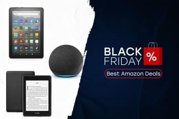 Amazon Kindle, tabletas Fire, parlantes Echo, ofertas de Black Friday