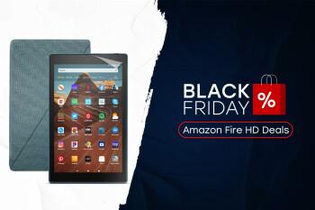 Amazon recorta los precios de las tabletas Fire HD antes del Black Friday