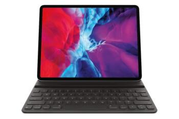 Amazon te permite emparejar tu nuevo iPad Pro o iPad Air con un teclado inteligente con un gran descuento