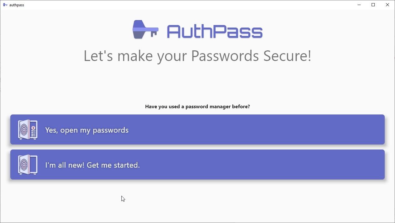 AuthPass es un administrador de contraseñas multiplataforma de código abierto que admite archivos de base de datos KeePass