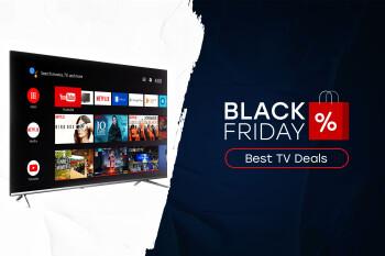 Las mejores ofertas de televisión del Black Friday y Cyber Monday disponibles ahora