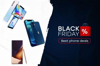 Las mejores ofertas de teléfonos del Black Friday (2020)