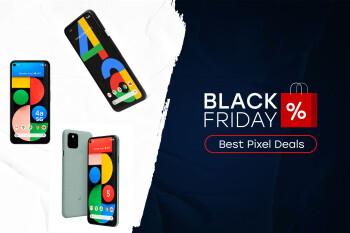 Las mejores ofertas de Google Pixel Black Friday