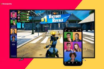 Houseparty lleva la diversión de las videollamadas grupales a Fortnite en PC, PS4 y PS5