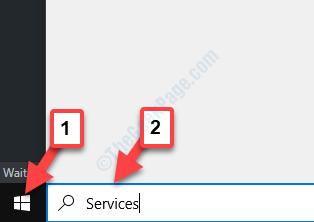 Servicios de búsqueda de inicio de escritorio