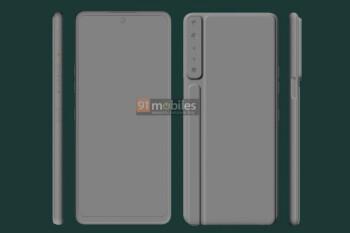 Los renders de LG Stylo 7 filtrados revelan un diseño completamente nuevo
