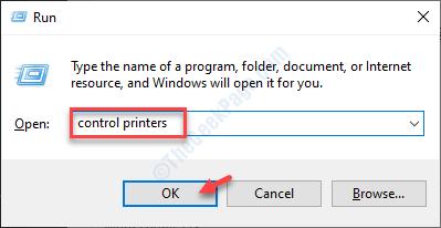 Impresoras de control Nuevo