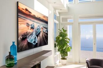 No es un error tipográfico: ahorre $ 50,000 en este televisor inteligente Samsung 8K