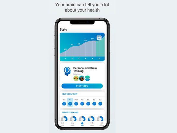 Ponga a trabajar su mente con esta aplicación de entrenamiento cerebral que está a la venta.