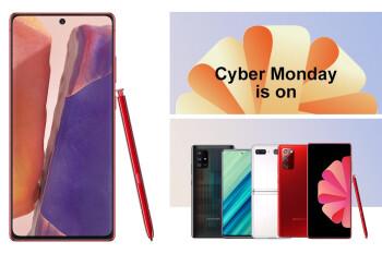 Red Note 20, nuevo crédito instantáneo, ¡Samsung se vuelve loco por Cyber Monday!