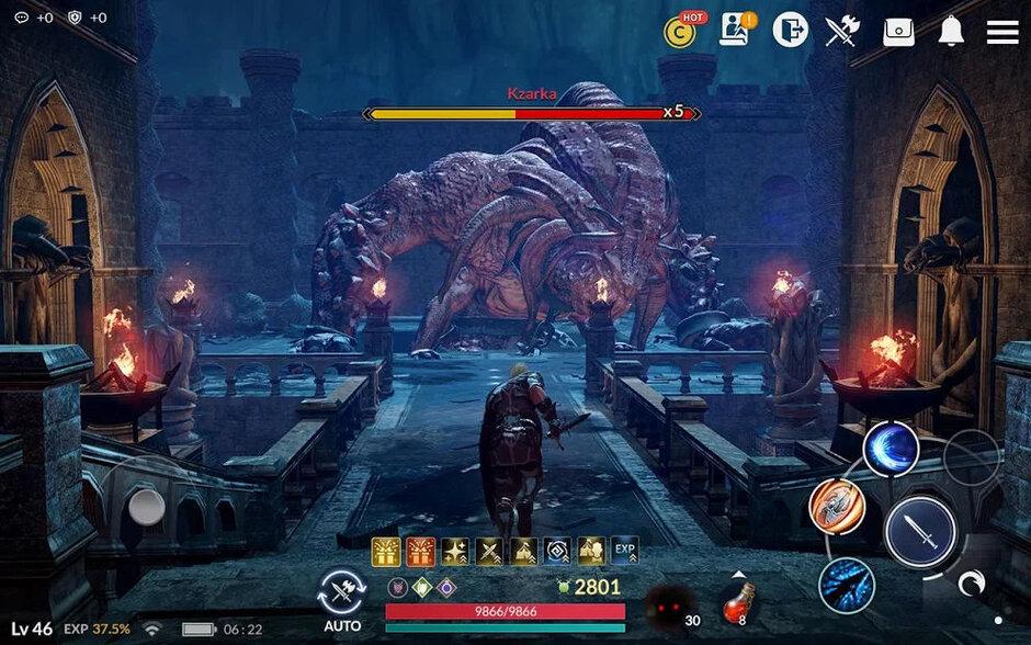 Los 10 mejores juegos con MEJORES gráficos para Android e iOS