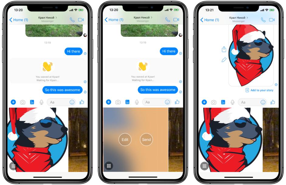 Los clientes de mensajería instantánea le permiten enviar imágenes y videos, pero la mayoría reduce la calidad - Cómo enviar fotos y videos desde un iPhone a un teléfono Android