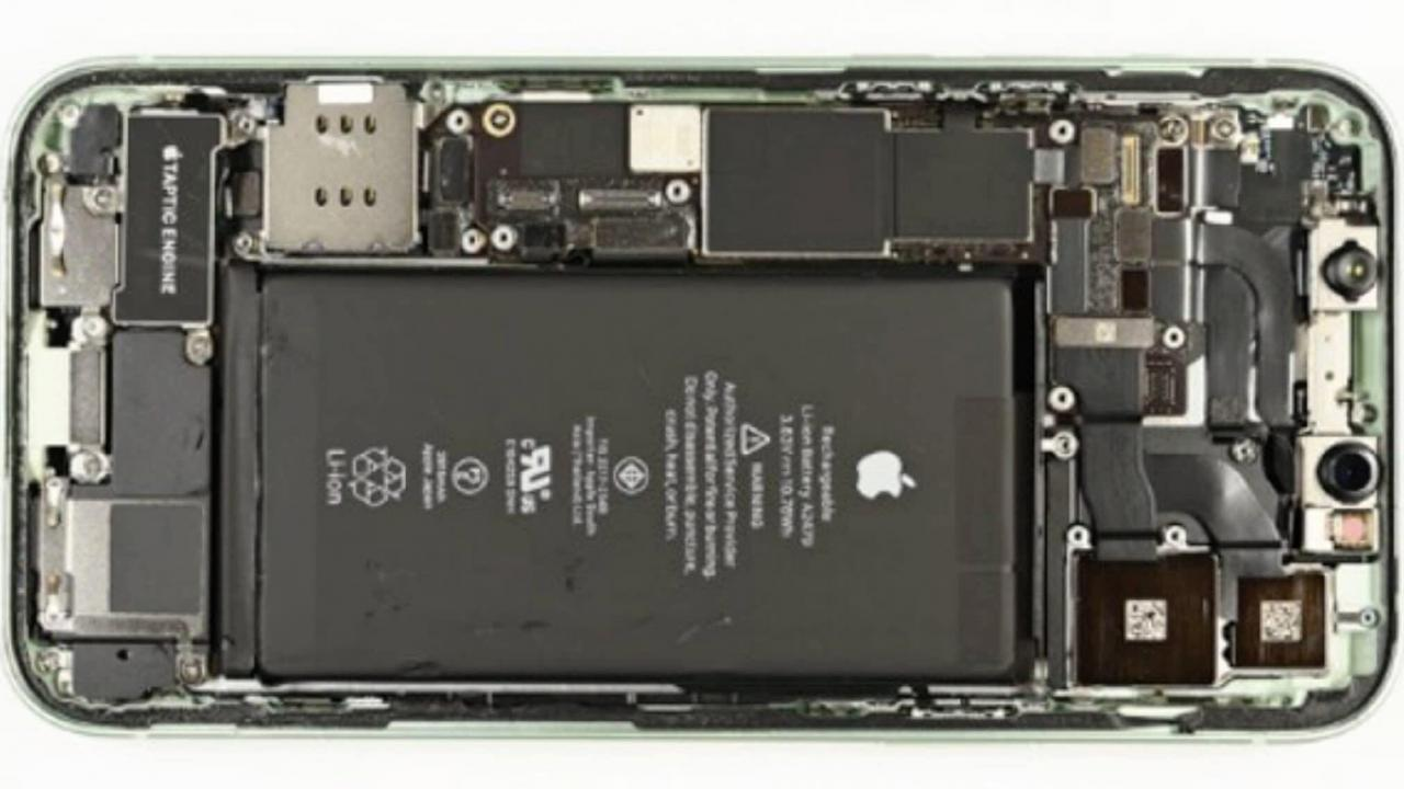 La lista de materiales del iPhone 12 revela que el precio minorista es más del doble de su valor