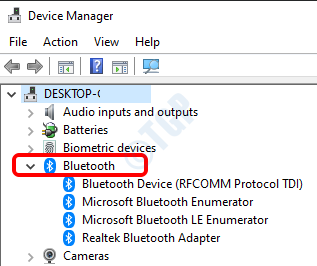 11 controlador de Bluetooth