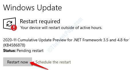 5 Actualización de Windows 2