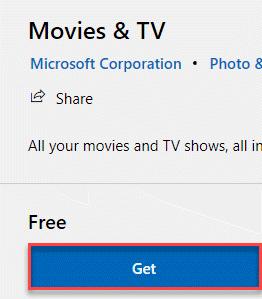 Obtener películas y TV Min