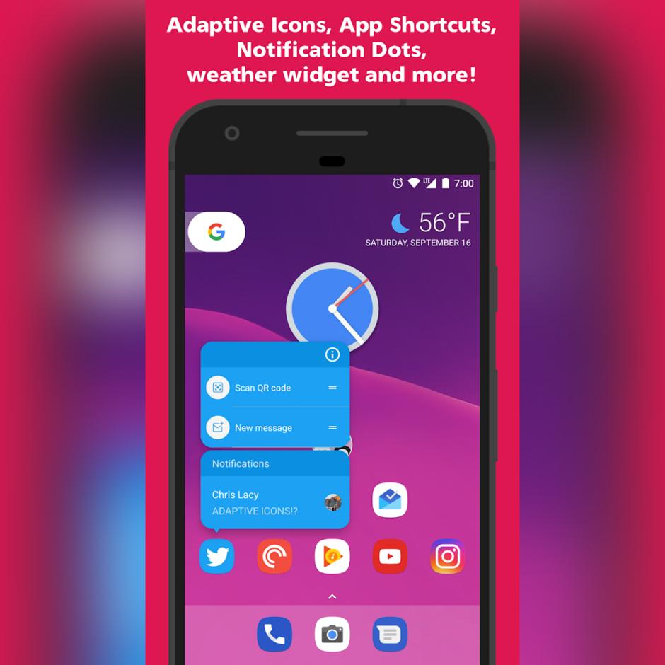 Los mejores, más ligeros e increíbles lanzadores de Android a finales de 2020