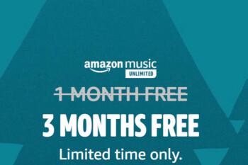 Los usuarios de Amazon Music Unlimited obtienen una nueva característica sorprendente
