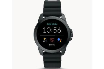 Amazon tiene no menos de siete nuevos relojes inteligentes Fossil a la venta con un gran descuento