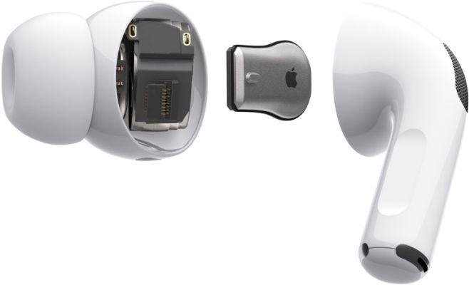 AirPods Pro SiP con forma de mouse para ser reemplazado por un pequeño cuadrado, dejando espacio para una batería más grande de AirPods Pro Lite / AirPods 3 - Apple AirPods 3 / Pro Lite con un precio más bajo de $ 50 y una mejor duración de la batería para el lanzamiento de 2021 nuevamente =