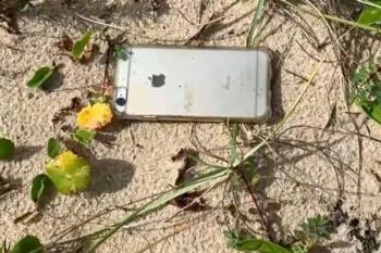 Apple iPhone 6s cae de la ventana de un avión y vive para registrar la historia