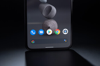 Google podría estar trabajando en un teléfono Pixel con una cámara debajo de la pantalla
