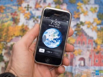 Fotos históricas muestran el montaje del iPhone OG de Apple en 2007