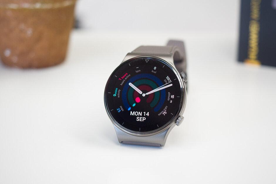 Huawei Watch GT 2 Pro: el Apple Watch y el Galaxy Watch 3 fueron muy populares el último trimestre