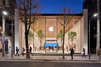 Luces (apagadas), cámaras (oscuras) y (sin) acción; Las Apple Stores de los Ángeles vuelven a cerrar por coronavirus
