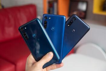 Motorola tiene aún más teléfonos económicos en proyecto