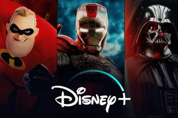 El nuevo contenido en Disney + y HBO Max genera un gran aumento en las instalaciones de aplicaciones