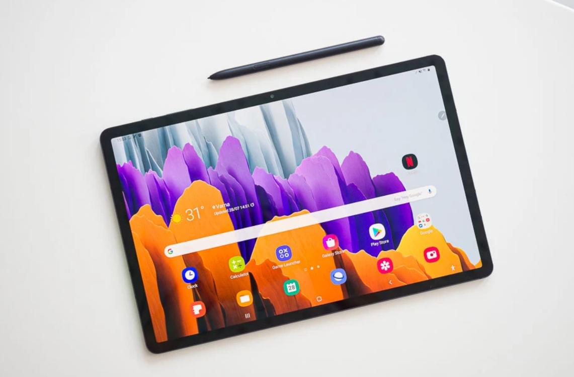 Samsung Galaxy Tab S7 Plus equipado con OLED: es posible que el primer iPad OLED no llegue hasta 2022