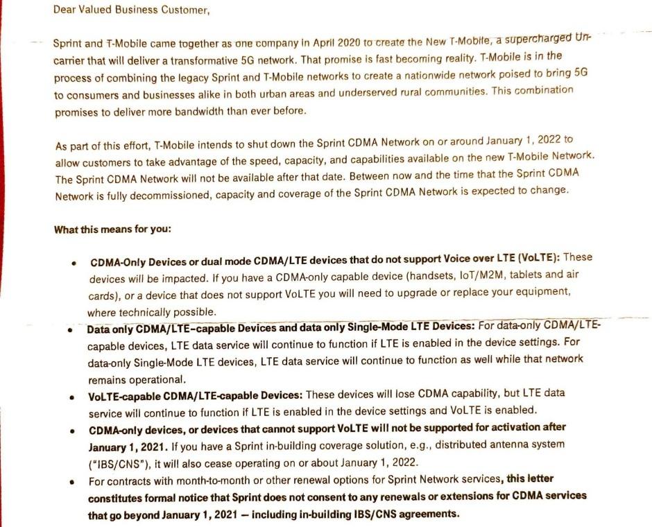 T-Mobile revela silenciosamente dos fechas esenciales de su cronología de cierre de Sprint