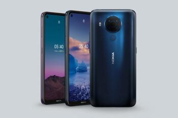 El Nokia 5.4 de gama media está aquí para enfrentarse al asequible Moto G9