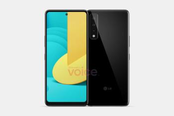 El LG Stylo 7 5G rediseñado se filtra en nuevos renders nítidos