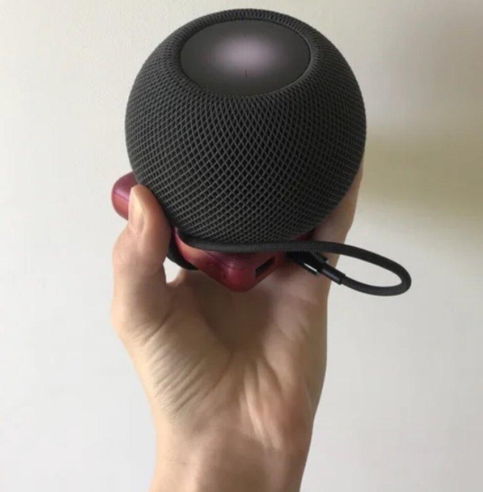Un usuario de Reddit alimenta su HomePod mini usando un banco de energía de 18W - Apple hace un cambio importante en HomePod mini pero no le dice a nadie